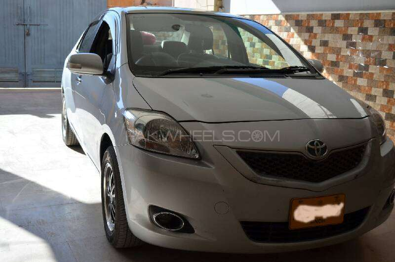 Toyota Belta X Business A Package 1.0 2008 Image-8