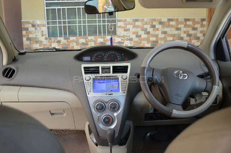 Toyota Belta X Business A Package 1.0 2008 Image-3