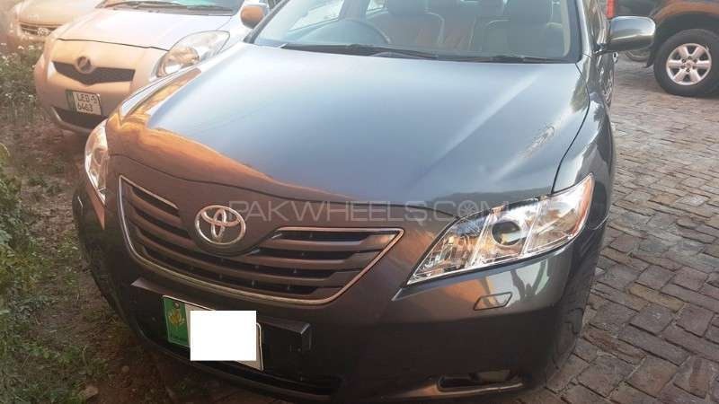 toyota camry up spec automatic 2 4 2008 for sale in lahore pakwheels. Black Bedroom Furniture Sets. Home Design Ideas