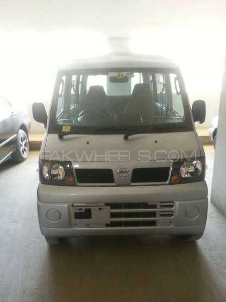 Nissan Clipper E Four Special Pack 2011 Image-4