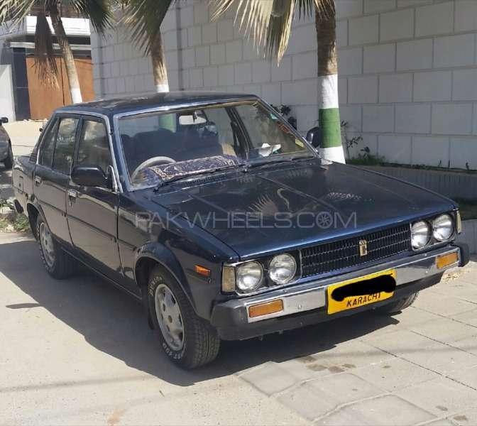 Toyota Corolla GL 1980 Image-1
