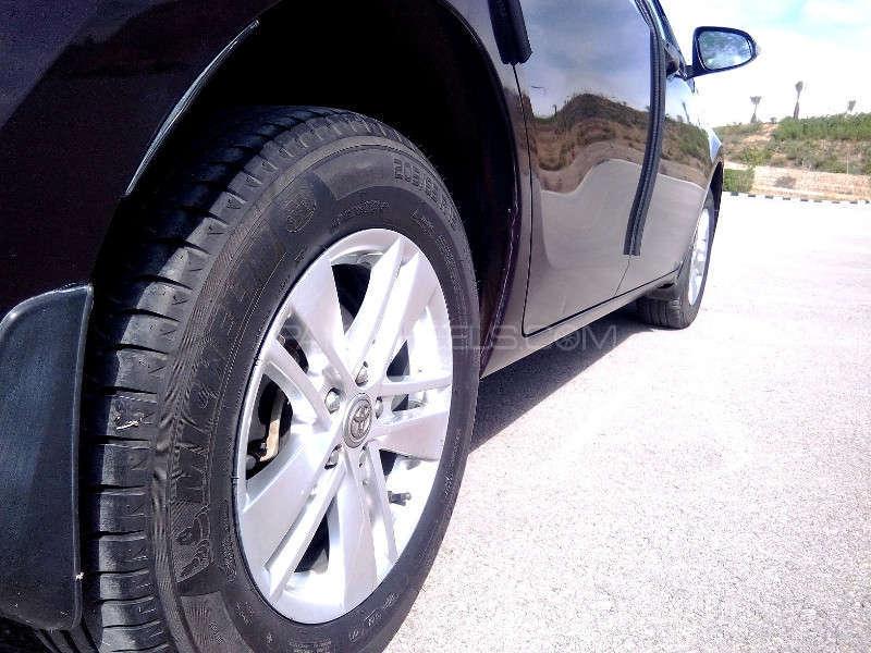 Toyota Corolla GLi 1.3 VVTi 2014 Image-5