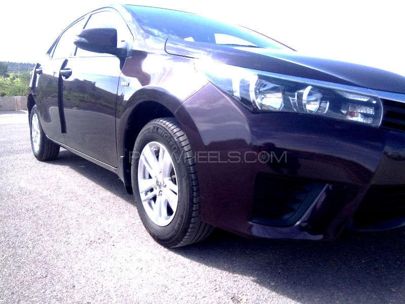 Toyota Corolla GLi 1.3 VVTi 2014 Image-6
