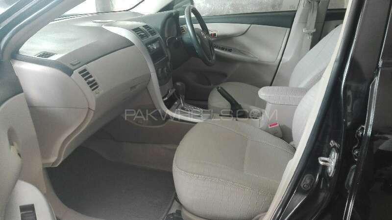 Toyota Corolla GLi Automatic 1.6 VVTi 2012 Image-3