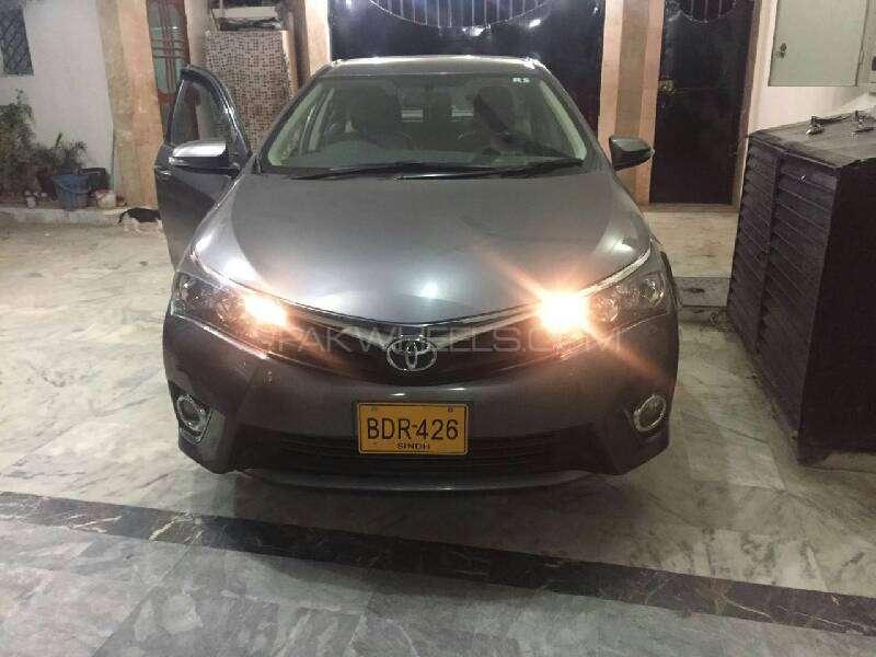 Toyota Corolla Altis Automatic 1.6 2015 Image-4