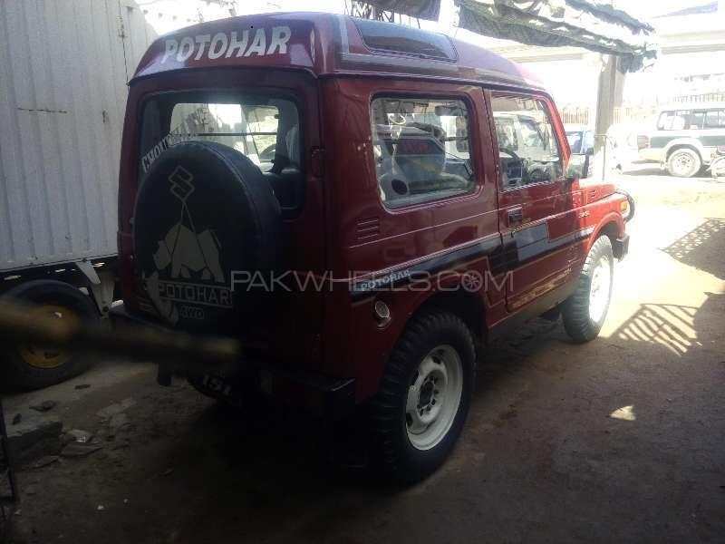 Suzuki Potohar Basegrade 1992 Image-4