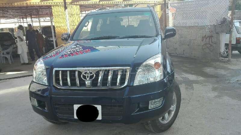 Toyota Prado 2008 Image-4