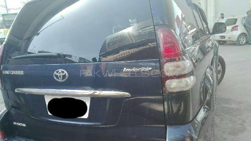 Toyota Prado 2008 Image-12
