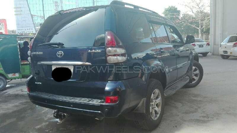 Toyota Prado 2008 Image-13