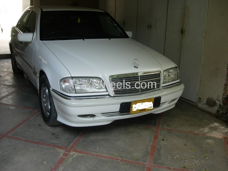 Mercedes benz c class c180 1999 for sale in karachi for Mercedes benz c class 1999 for sale