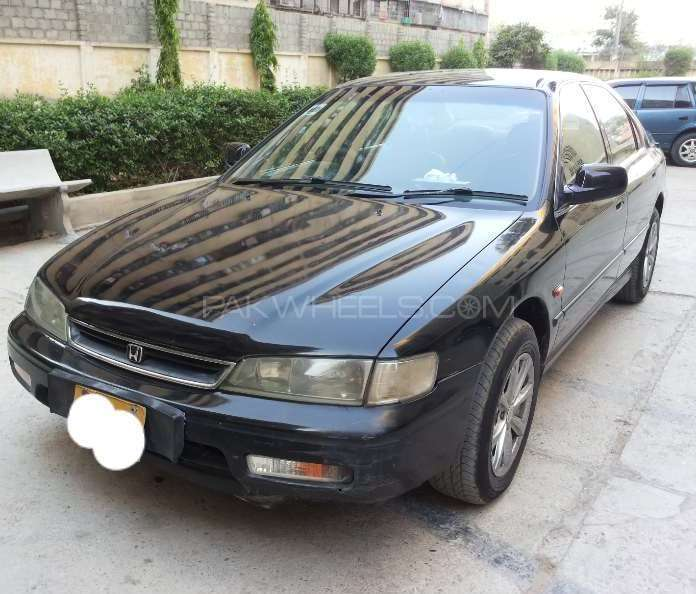 honda accord 1996 for sale in karachi pakwheels