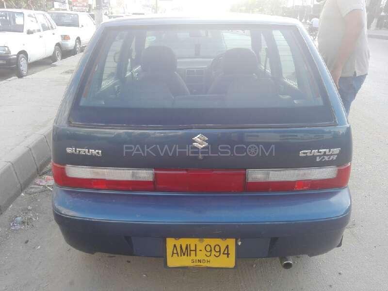 Suzuki Cultus VXR (CNG) 2007 Image-6