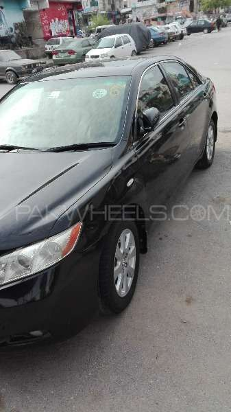 Toyota Camry Up-Spec Automatic 2.4 2007 Image-2