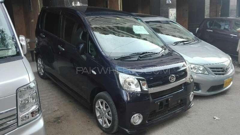Daihatsu Move Custom X 2014 Image-2