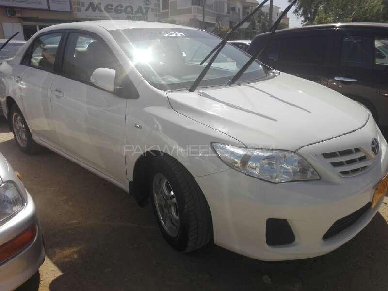 Toyota Corolla XLi VVTi 2010 Image-2