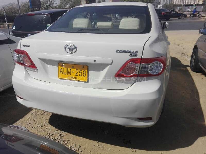 Toyota Corolla XLi VVTi 2010 Image-6
