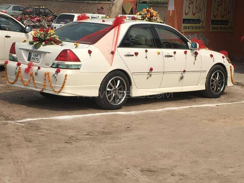 Toyota Mark II 2004 Image-9