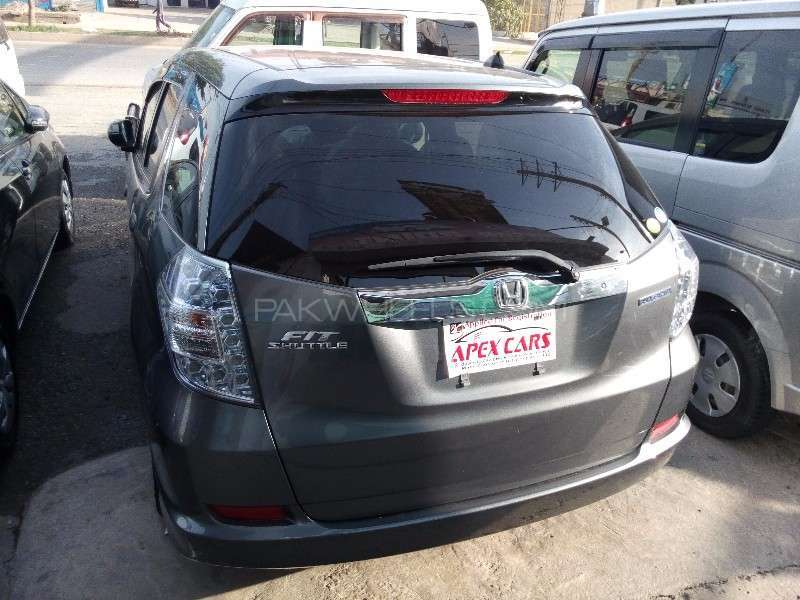 Honda Fit Hybrid Navi Premium Selection 2012 Image-5