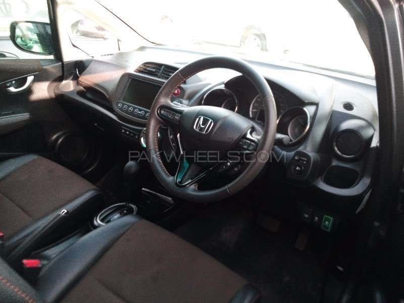 Honda Fit Hybrid Navi Premium Selection 2012 Image-7