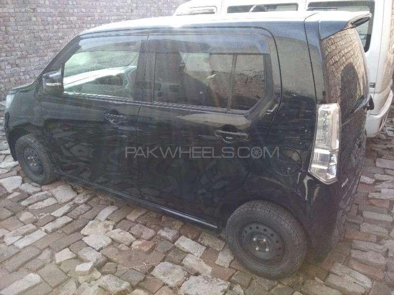 Suzuki Wagon R Stingray X IDLING STOP 2012 Image-8