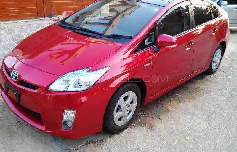 Toyota Prius S Touring Selection 1.8 2011 Image-7