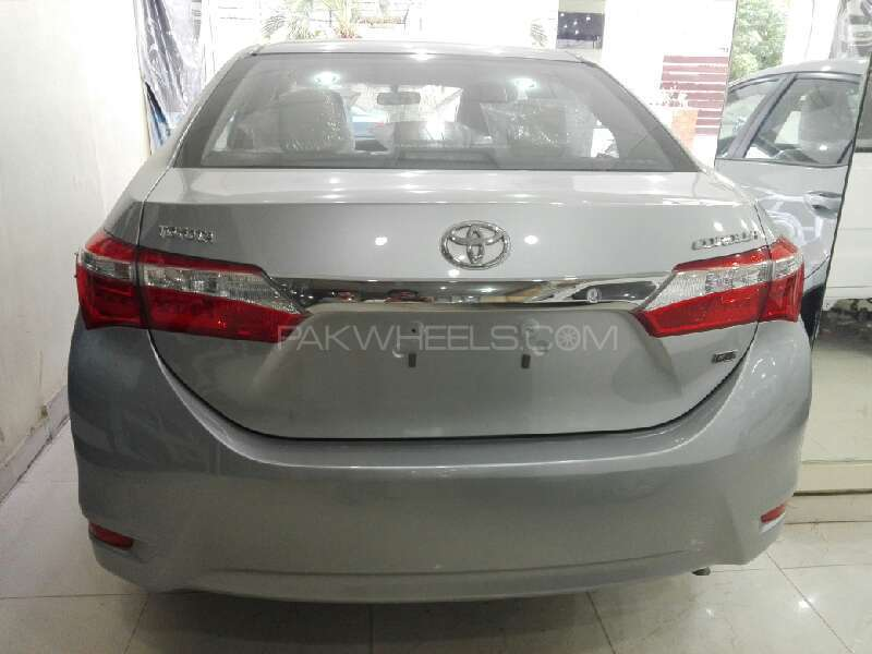 Toyota Corolla GLi 1.3 VVTi 2016 Image-4