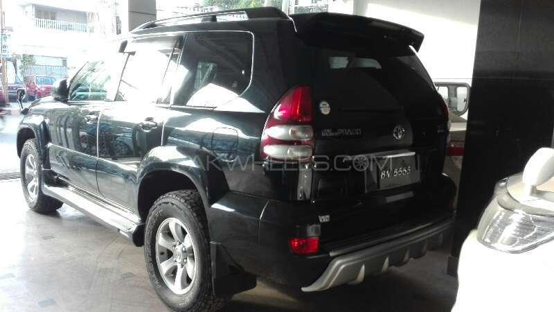 Toyota Prado 2011 Image-8