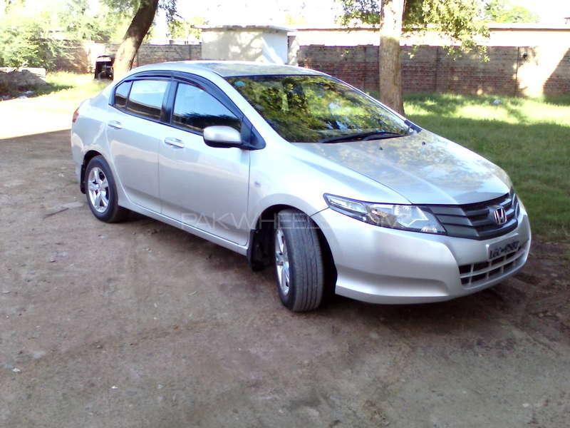 Honda City i-VTEC 2009 Image-3