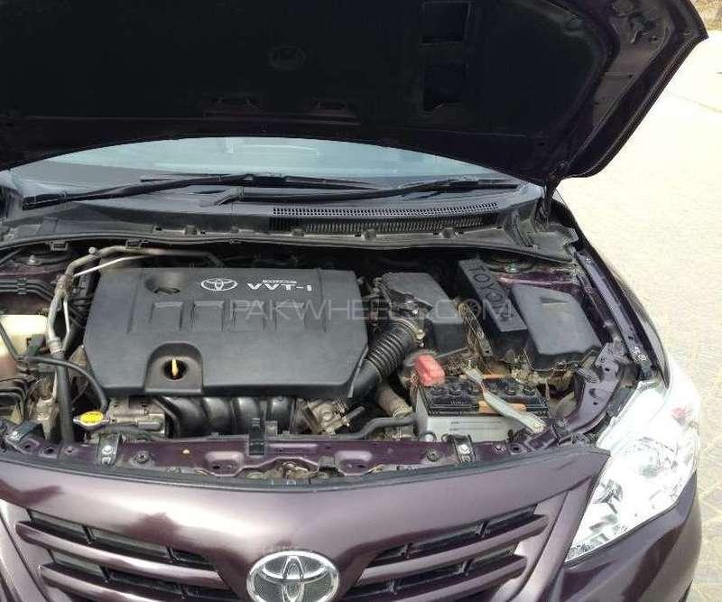 Toyota Corolla Altis 1.6 2012 Image-4