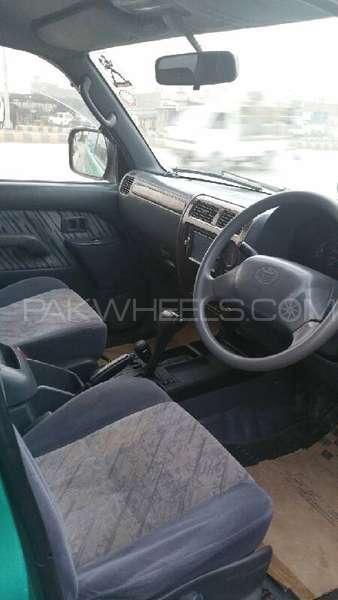 Toyota Prado RZ 3.0D (3-Door) 1998 Image-5