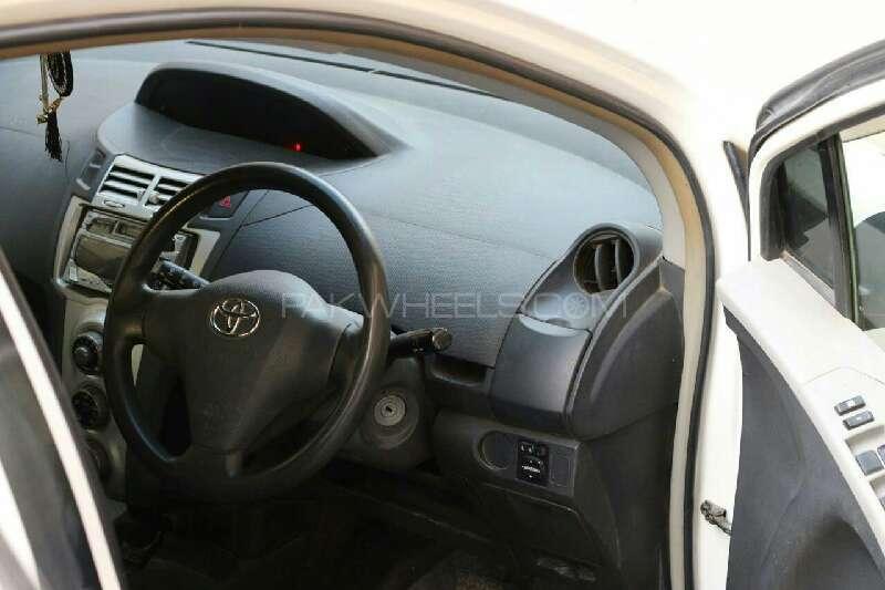 Toyota Vitz B 1.0 2005 Image-7