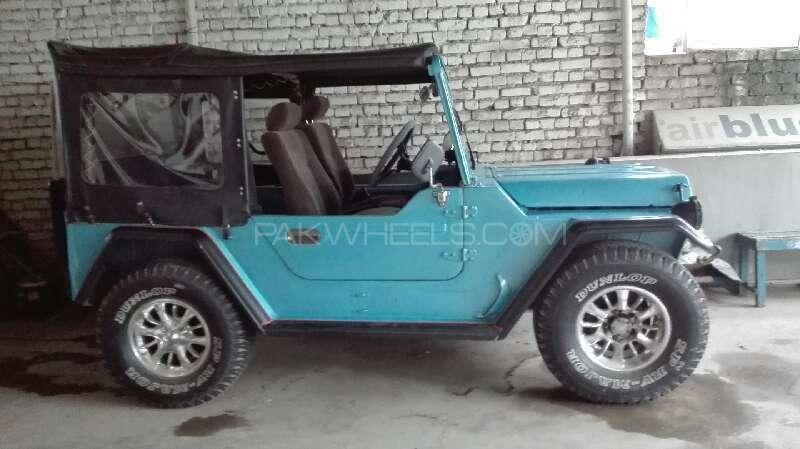 Jeep M 151 Standard 1987 Image-4
