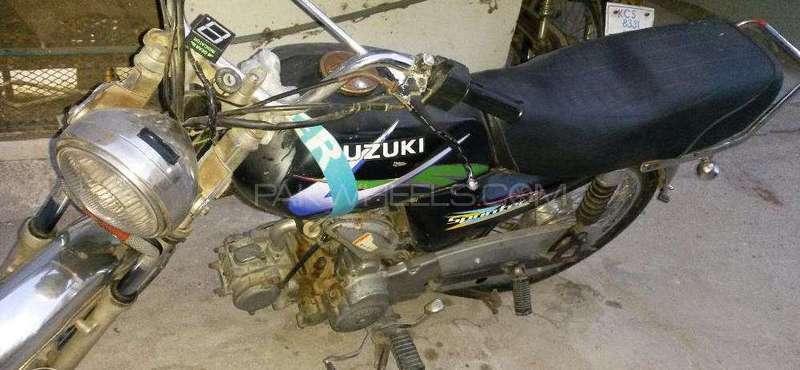 Suzuki Sprinter 2005 Image-1