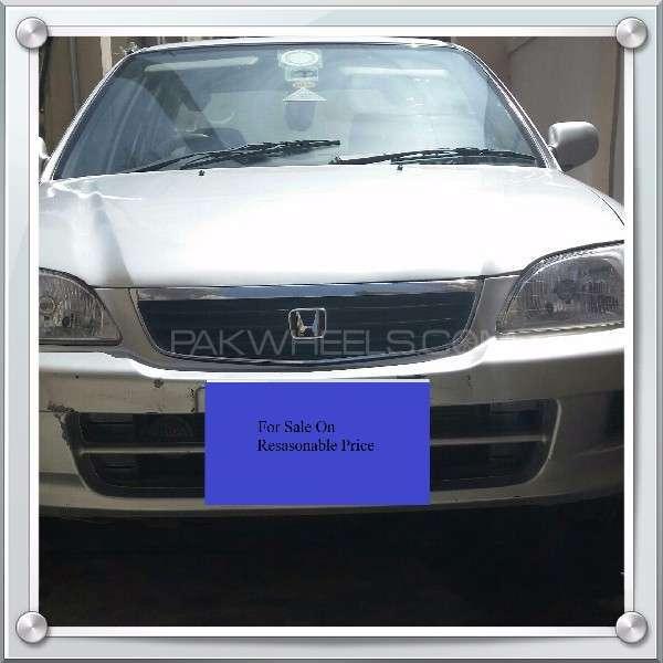 Honda City EXi S Automatic 2000 Image-1