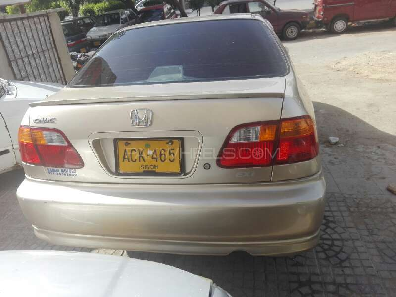 Honda Civic EXi 1999 Image-6