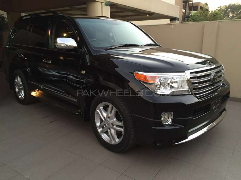 toyota land cruiser zx 2010 for sale in islamabad pakwheels. Black Bedroom Furniture Sets. Home Design Ideas