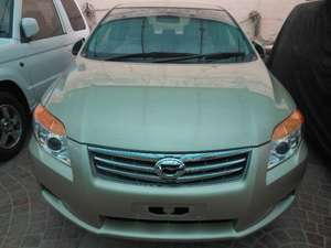Toyota Corolla Axio X HID Limited 1.5 2012 for Sale in Lahore
