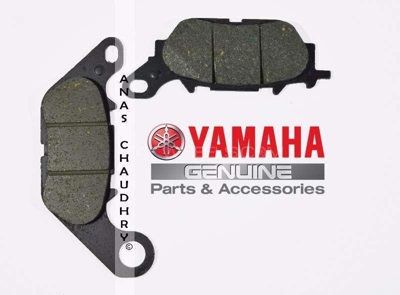 YAMAHA Genuine Parts Available Image-1
