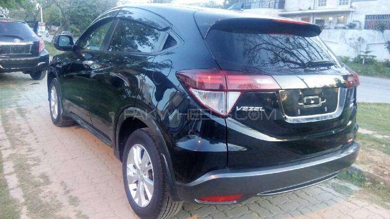 Honda Vezel Hybrid X L Package 2014 Image-11