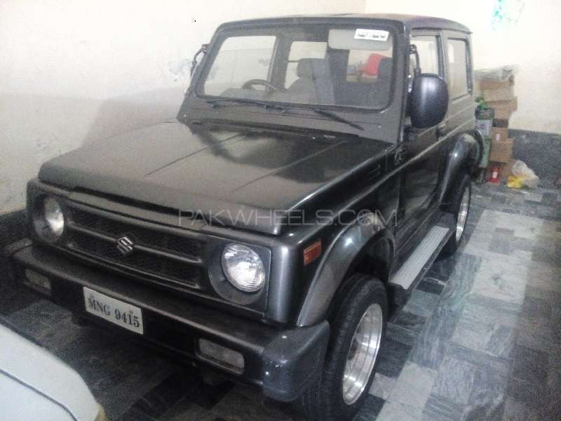 Suzuki Potohar Basegrade 1985 Image-1