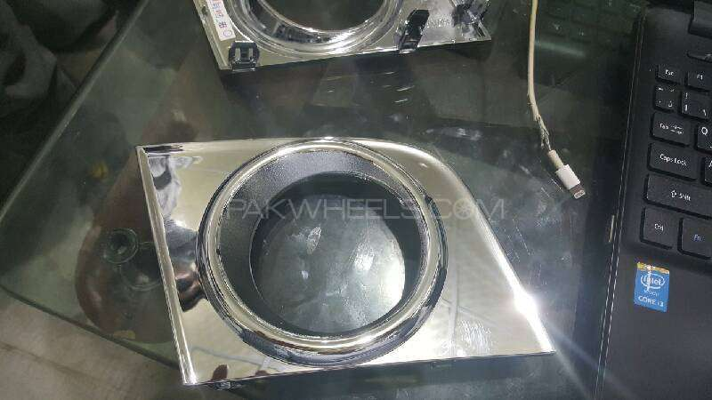daihatsu move custom right fog lamp cover Image-1