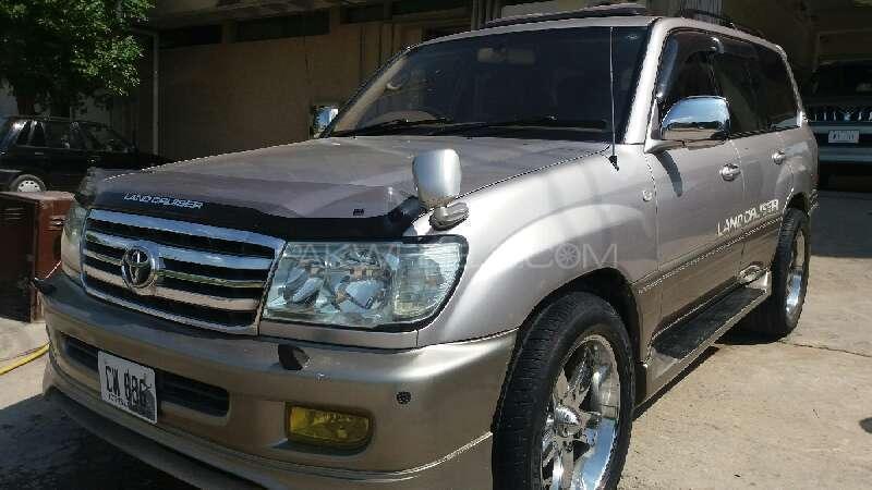 Toyota Land Cruiser VX 4.7 1998 Image-2