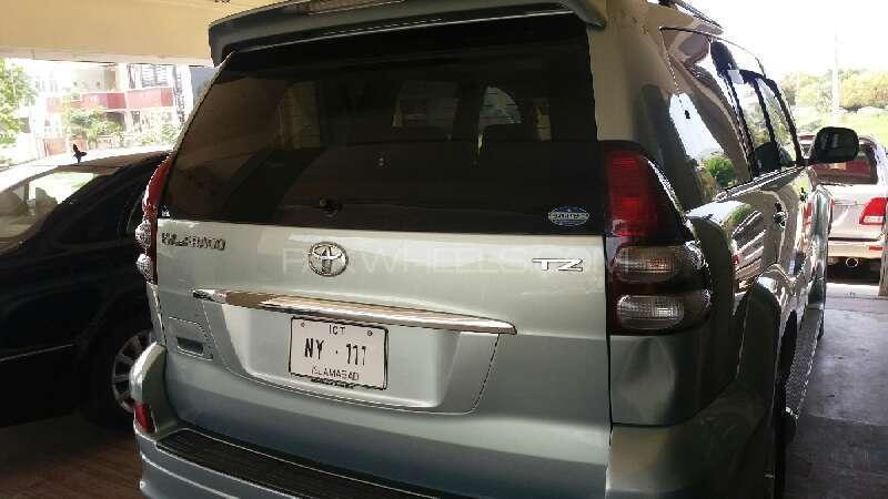 Toyota Prado TZ 3.4 2003 Image-4