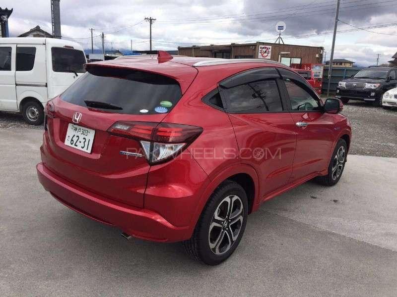 Honda Vezel G 2015 Image-2