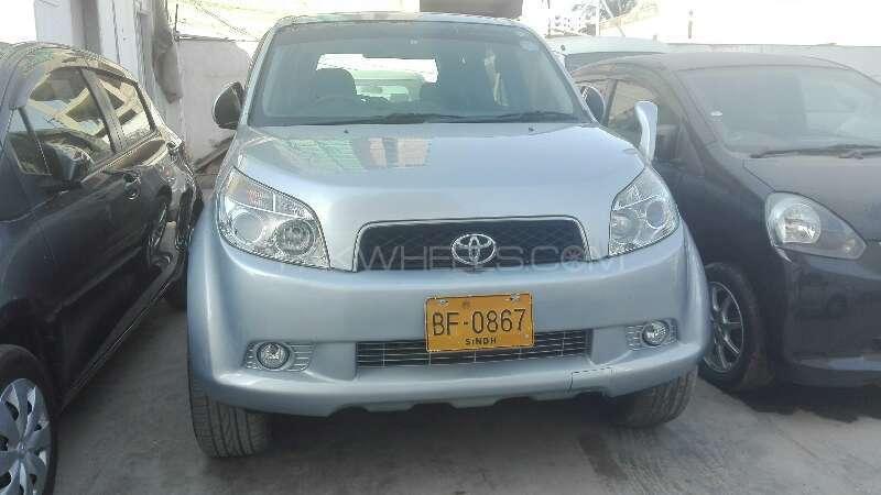 Toyota Rush X Smart Edition 2008 Image-1