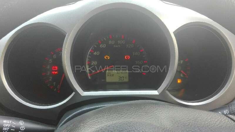 Toyota Rush X Smart Edition 2008 Image-4