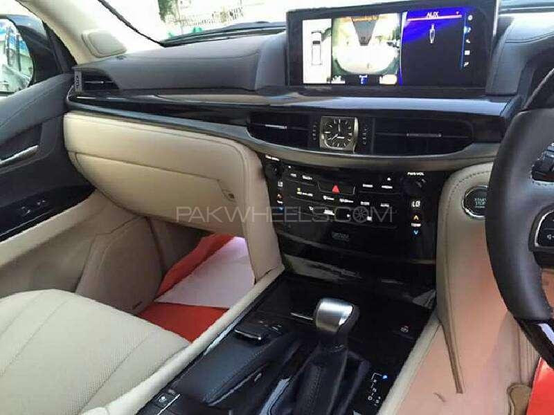 Lexus LX Series LX570 2016 Image-13