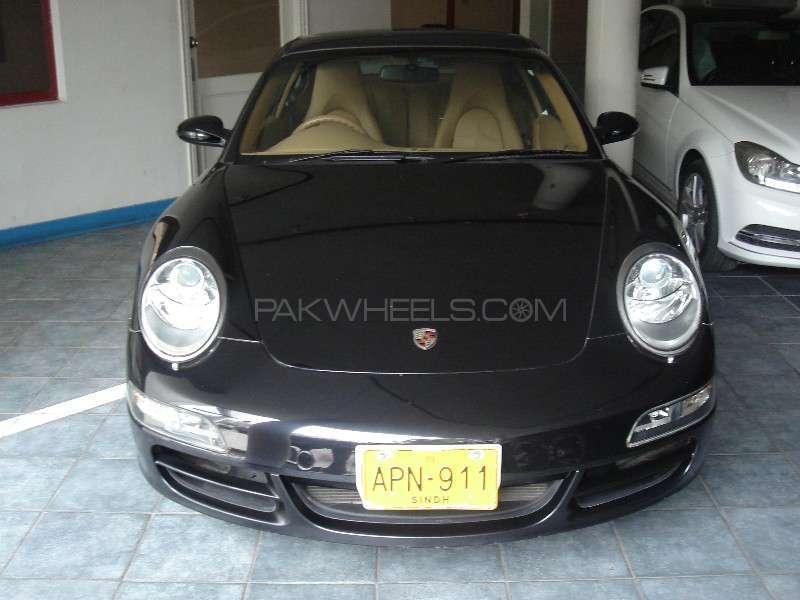 Porsche 911 Carrera 2005 Image-1