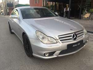 Mercedes Benz CLS Class CLS500 2005 for Sale in Lahore
