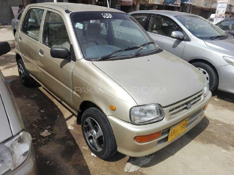 Daihatsu Cuore CX Eco 2008 Image-2